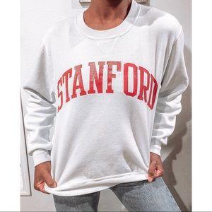 Vintage 90's Stanford Sweatshirt.
